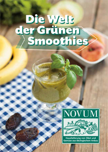 Wildkräuter Smoothie